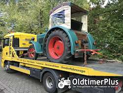 Landmaschinentransporte Treckertransporte Bulldogtransporte,TransBaer-Viersen Foto 2