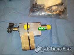 Reparatur Natter Einspritzpumpe zu GÜLDNER Motor 1DA Traktor KRAMER KB12 FAHR D12 Reparatur Dichtungen u. Ersatzteile für Natter Einspritzpumpe Foto 3