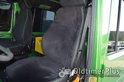 Mercedes FUNMOG, Unimog mit Doppelkabine, Showfahrzeug photo 7