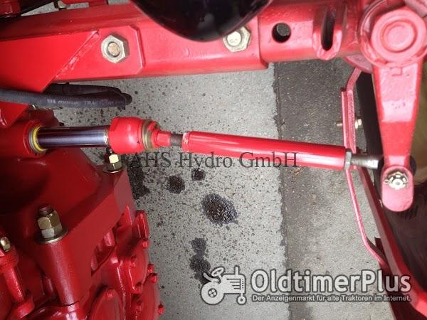 AHS Vollhydraulische Hydrostat Lenkung Foto 1