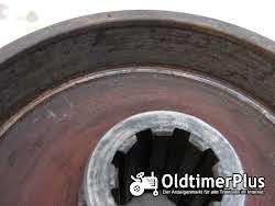 Hanomag R435 Bremstrommel, Handbremstrommel, Handbremse Foto 3
