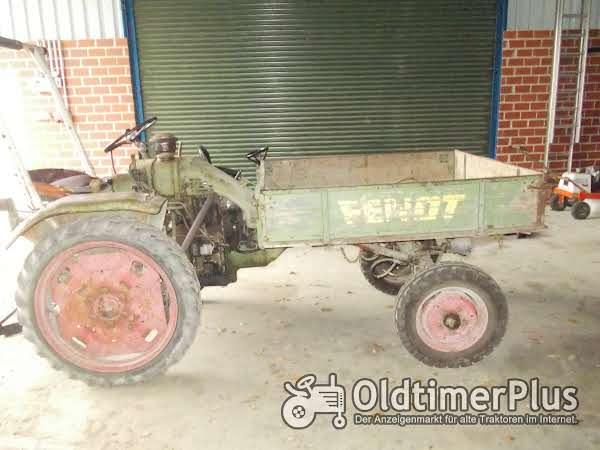 Fendt GT 12 Foto 1