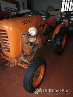 Automobile Trattorino epoca lugli motore beta