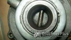 Holder E9D  Kurbelstarter für den Lombardinimotor D 530 Foto 3