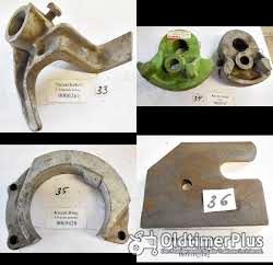 Claas Presse, Hochdruchpresse, Niederdruckpresse, Ersatzteile Foto 8