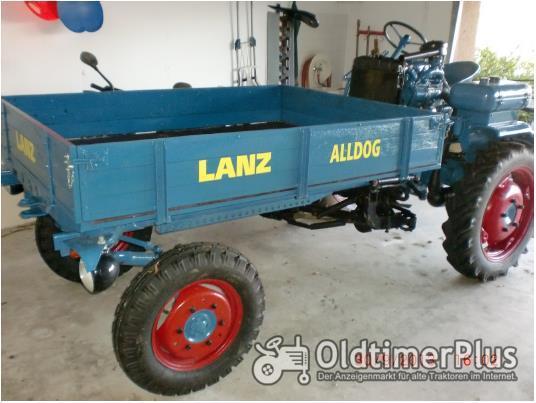 LANZ Lanz Bulldog Alldog VDI-Auktionen Juni Classic und Youngtimer 2019 Auktion Deutschland ! Foto 1