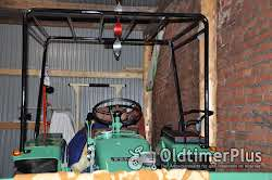 Fendt GT Serie Dachgestell für Fendt GT Serie Foto 3