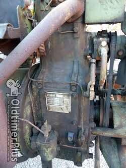 Fendt Fendt Dieselross F 15 G in Original Oldtimer in Original Patina. Foto 12