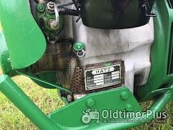 AGRIA Hatz Agria 2800 Hatz 12 PS mit Völker Triebachs-3Seit-Kipper-Anhänger Foto 12