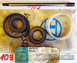 ZF Getriebe, Allradachse, Lenkung Foto 13