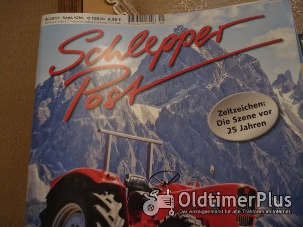 Schlepperpost  1993 bis heute Foto 1