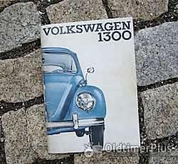 Betriebsanleitung VW 1200 Käfer Standard 1962 Foto 5