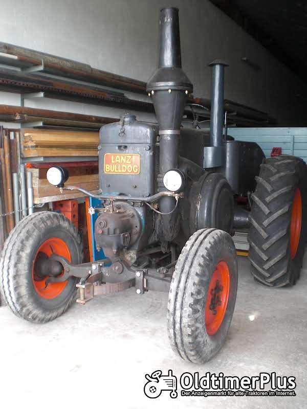 LANZ D 1500  55PS Glühkopf Foto 1