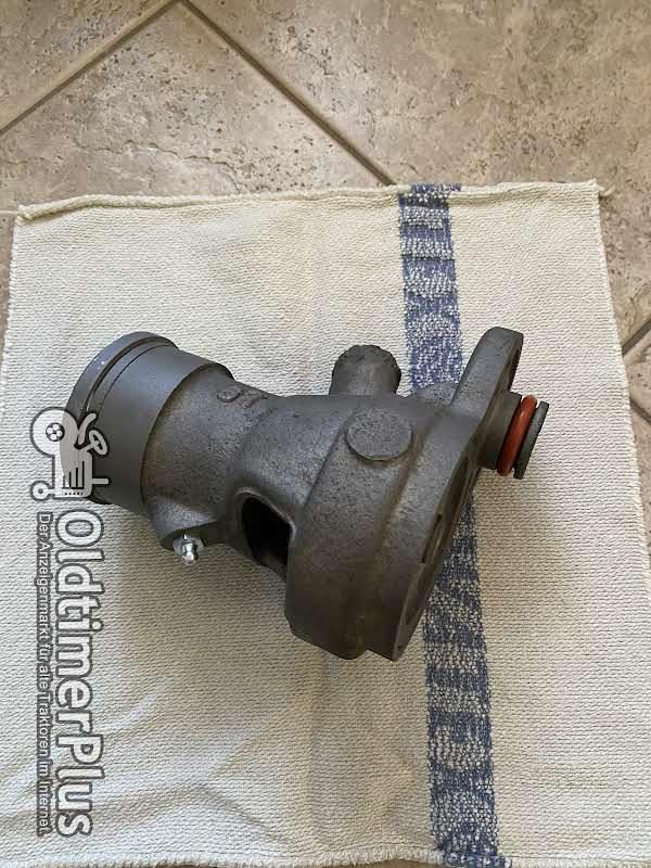Deutz F1M414 Brockenhexe Primus 11er Deutz F2M414 Wasserpumpe Foto 1