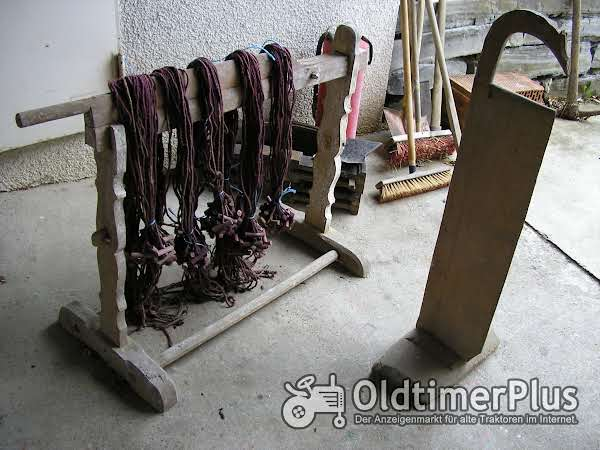 altertümliche Geräte Foto 1