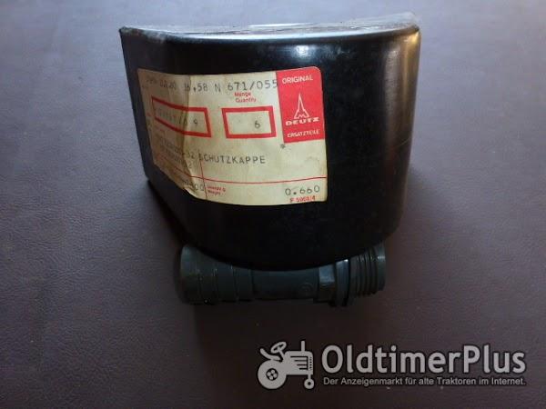 Deutz 06er/07er Kappe Schutzkappe Fangmaul Foto 1