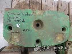 Deutz D 13006 & D 8005 D 9005 Allrad Deutz Foto 3