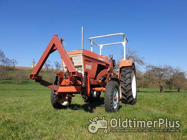 Renault Schlepper Traktor R 88 Fronthydraulik 4Zyl. TÜV Mai 2022 Foto 1