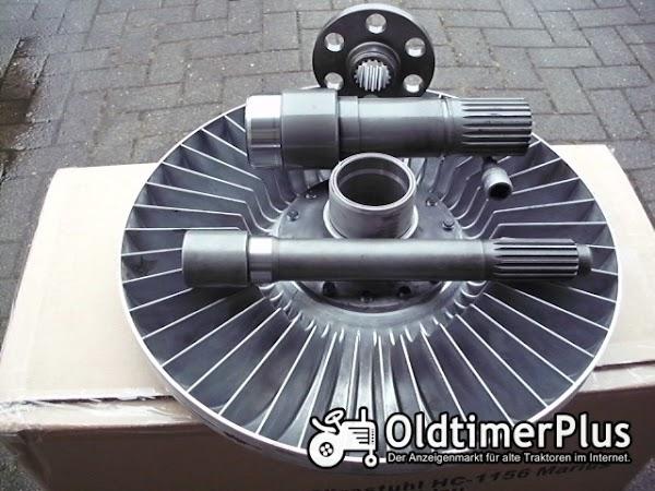 Fendt Favorit 512 - 515c, lsa Turbokupplung, Hohlwelle, Kupplungswelle, Kupplungsflansch,  Foto 1