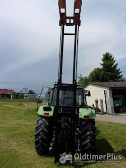 Jungheinrich Hubmast für Traktoranbau, Heckstapler, Anbaustapler, Staplerhubmast Foto 2