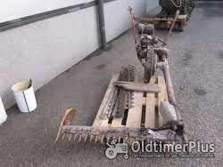 Rotax Einradmotormäher Foto 5