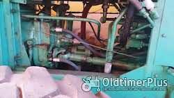 Kaelble Shovel met Deutz 6 cilinder motor F6L714 Foto 4