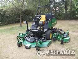 John Deere zitmaaier 1600 serie 2 turbo Wide-Area Mower