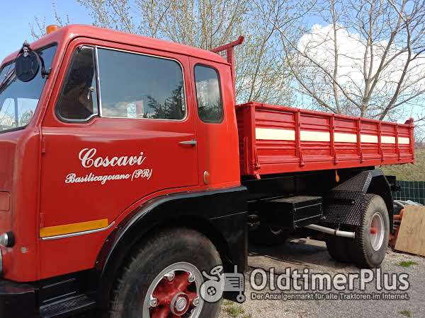 fiat tipper truck need license over 75 ton Foto 1