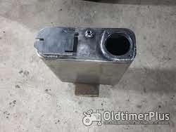 Lanz Bulldog D 4016 Volldiesel Traktor Hydrauliktank Schlepper Glühkopf Oldtimer Schlepper Hydrauliktank Lanz 4016 Foto 4