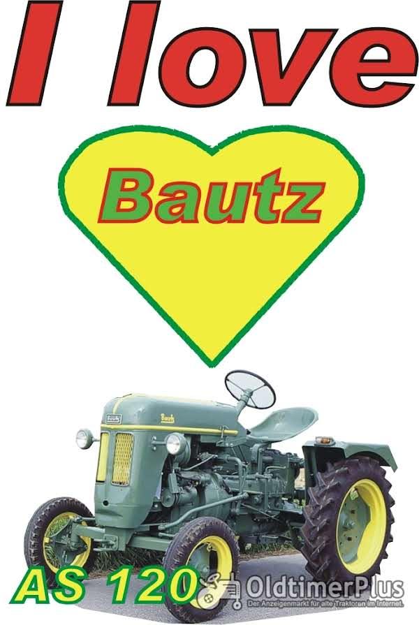 I love Bautz AS 120 T-Shirt Foto 1