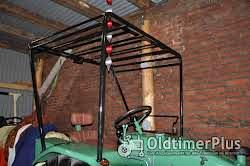 Fendt GT Serie Dachgestell für Fendt GT Serie Foto 2