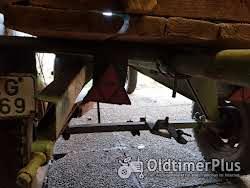 Unbekannt Drehschemelanhänger - variable Hinterachse Foto 5