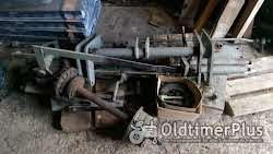 Deutz Fronthydraulik und Frontzapfwelle für D 6206A Foto 2