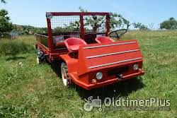 Sonstige Schweizer Bergtraktor, Schlepper des Herstellers Bucher, Typ TRL 2600 Foto 2