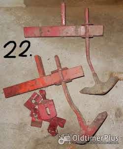 Rau, Ventzki, Schmotzer, Accord, Weiste,  Bodenbearbeitung, Rau Kombi, Kartoffelplege, Kultiegge, Rototiller, Hackgeräte Foto 9