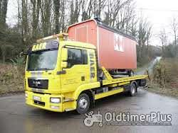 Bauwagentransporte Bauwagenüberführungen Wohnwagentransporte Zirkuswagen Schaustellerwagen Packwagen Foto 2