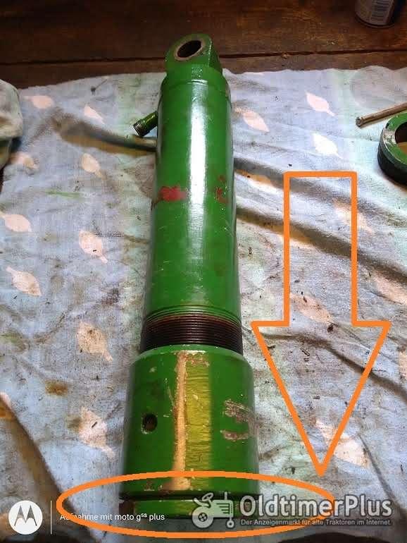 BAAS Spannmutter für Hydraulikzylinder  K60S Foto 1