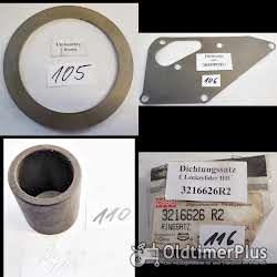 IHC Cormick, Ersatzteile, Schlepperteile, Sortiment D Foto 2