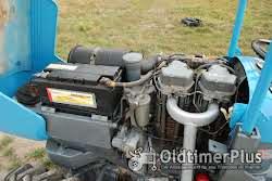 Eicher 3714 A-74 Schmalspur Weinbergstraktor Schlepper Allrad photo 9