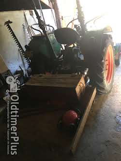 Deutz Traktor generaüberholt Foto 4