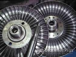 Fendt Farmer Favorit Xylon Turbokupplung, Hohlwelle, Antriebswelle, Getriebewelle Foto 9