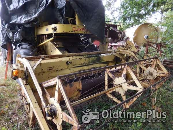 Clayson M103 Mähdrescher Foto 1