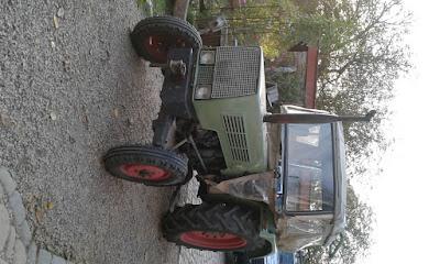Fendt Farmer 2S Turbomatic