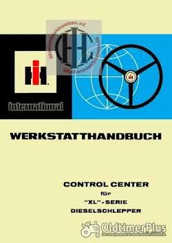 IHC Mc Cormick Farmall en International werkplaatsboeken  handleidingen en onderdelenboeken Foto 13