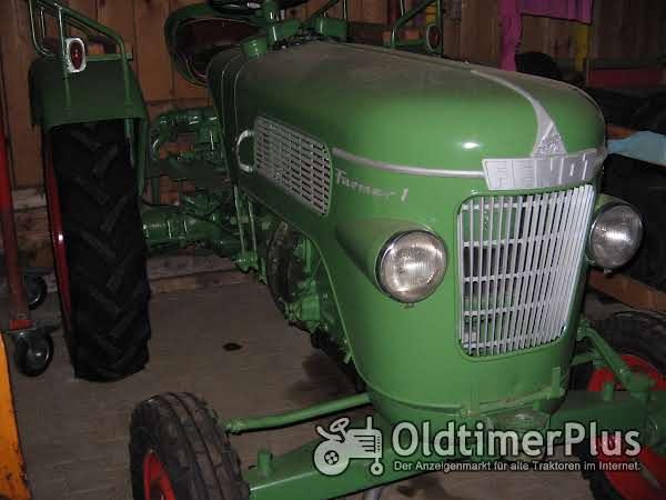 Fendt Farmer 1 FW 237 Foto 1