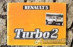 Betriebsanleitung Renault R5 TR GTR GTX Turbo Baccara 1985 Foto 10
