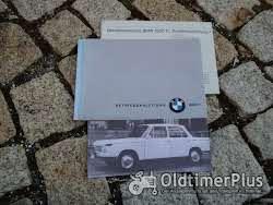 Betriebsanleitung BMW 3.0 CS / CSi 1973 E9 Coupé Foto 11