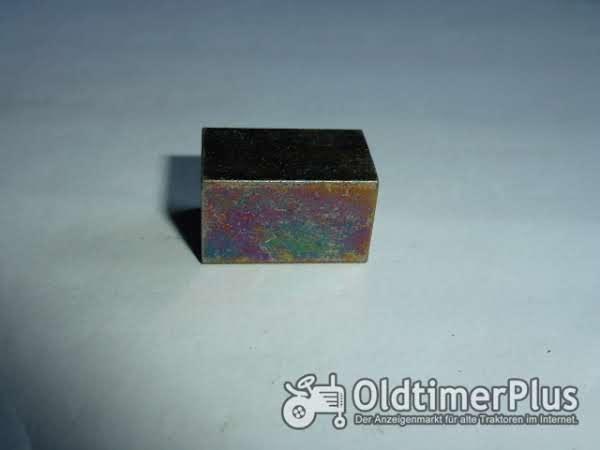 Deutz D25.2,D30 Gewindestück  (Drehzhlverstellg.) Foto 1
