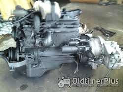 Daimlerbenz  Mercedes Motore OM 352, 314, 364, 366, 636, 616 Foto 4