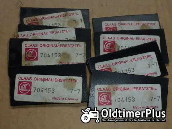 Claas Consul Unterleggummi704153.0 Foto 1